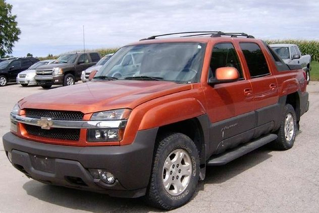 Chevrolet Avalanche Suspension Products