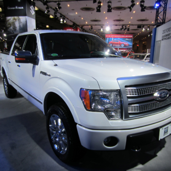 Ford F150 2009-2013