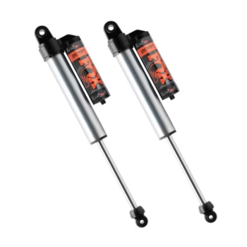 Fox 2.5 Factory Series Piggyback Reservoir Shocks for 17+ Superduty Rear