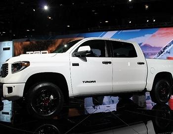 Toyota Tundra 2007-2019