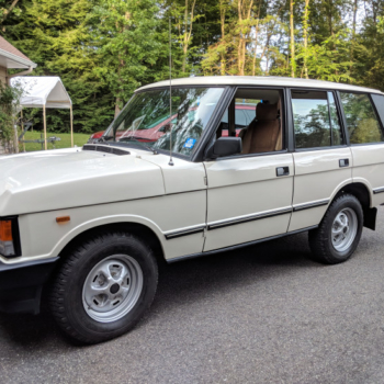 Land Rover Range Rover 1994-1971