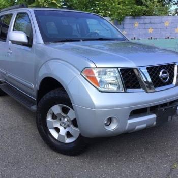 Nissan Pathfinder 2015-2005