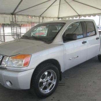 Nissan Titan 2015-2004