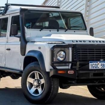 Land Rover Defender 2014-1983