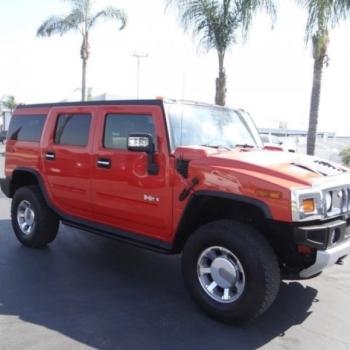 Hummer Hummer H2 2009-2003
