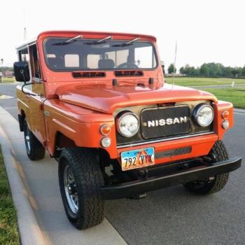 Nissan Patrol Y60 1998-1997
