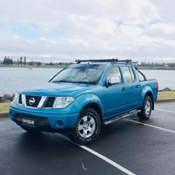 Nissan Navara D40 2015-2005