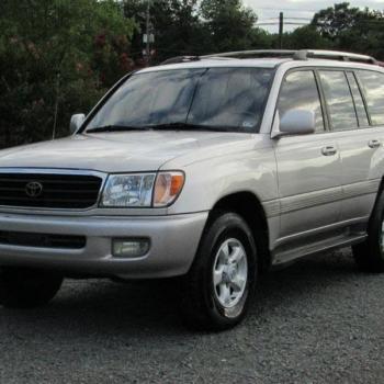 Toyota Land Cruiser 100 Series 2007-1998