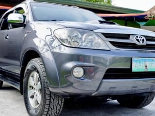 Toyota Fortuner 2014-2005