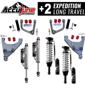 2005-15 Tacoma Front Long Travel Suspension Kits