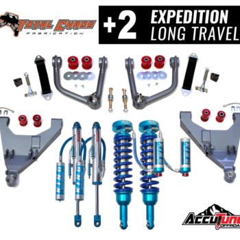 +2 Long Travel Kits 2010+ 4Runner/FJ