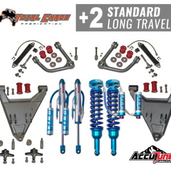 """+2"""" Front Long Travel Kits - 05+ Tacoma"""