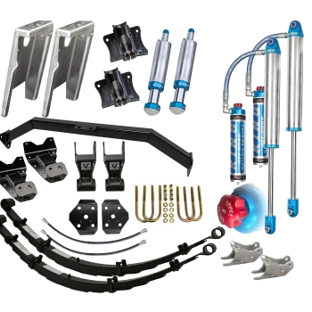 Stage 2 – Rear Long Travel Kit for 05+ Tacomas