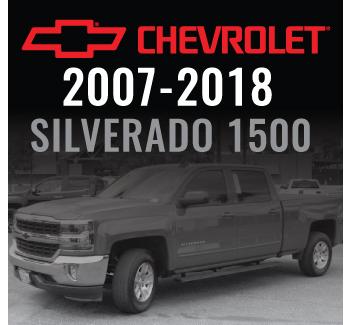 Silverado/GMC 1500 2007-2018