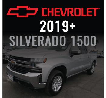 Silverado/GMC 1500 2019-ON