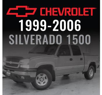 Silverado/GMC 1500 1999-2006 / 2007 Classic