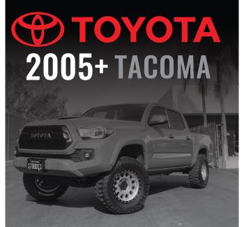 2005-2020 Tacoma