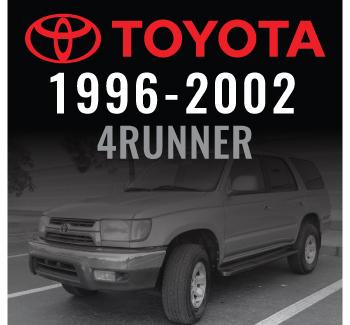 Toyota 4Runner 2002-1996