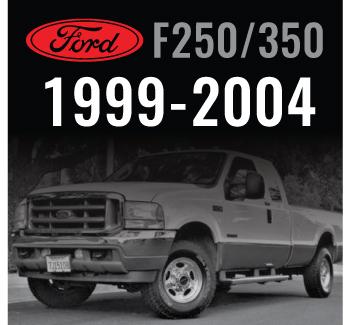 1999-2004 Superduty F250/F350