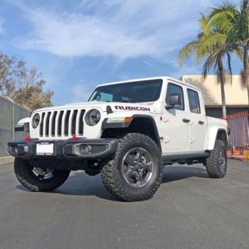 2020-On Jeep Gladiator JT