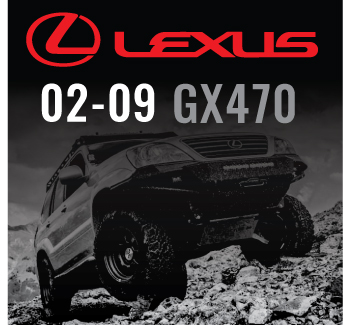 2002-2009 Lexus GX470