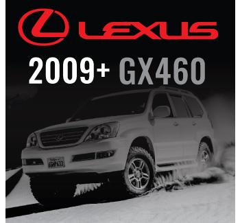 2009-On Lexus GX460