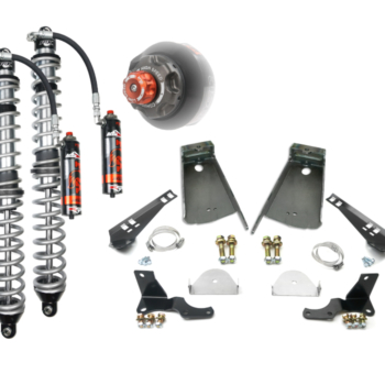 Jeep JL Bolt-On Brackets with 2.0 Coilovers