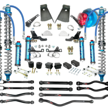 Jeep JL 2.5 Coilover Kits