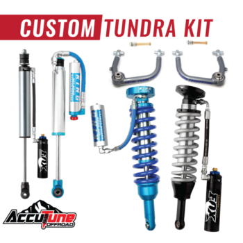 Toyota Tundra 07+ Shock Packages