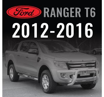 Ford Ranger T6 2016-2012
