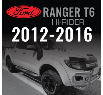 Ford Ranger T6 Hi-Rider 2016-2012