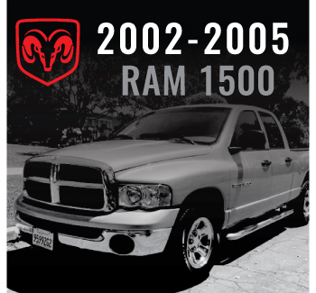 2002-2005 Ram 1500