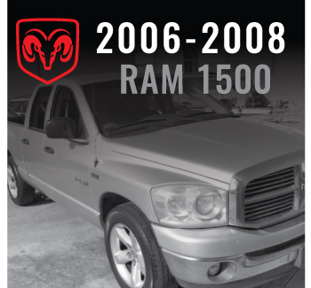 2006-2008 Ram 1500 Trucks