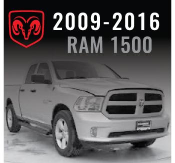 2009-2016 Ram 1500