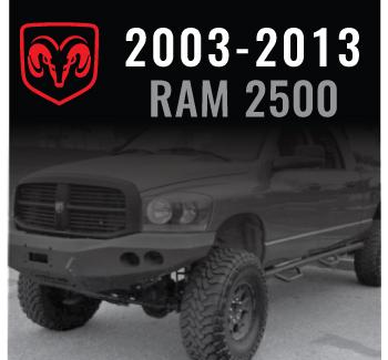 2003-2013 Ram 2500