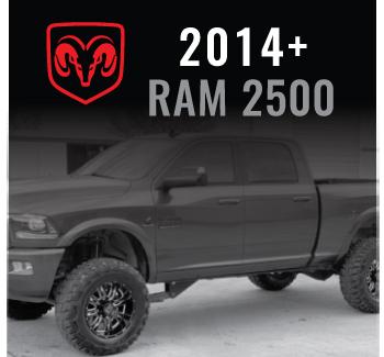 2014+ Ram 2500