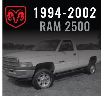 1994-2002 Ram 2500