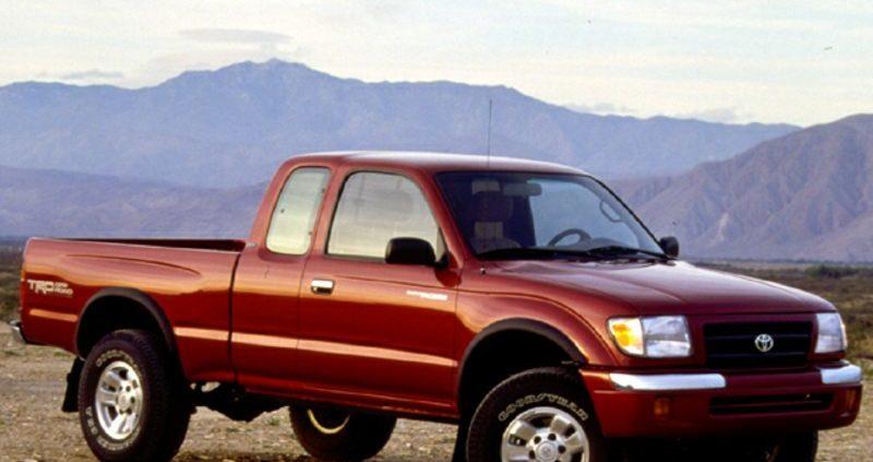 95-04 Tacoma