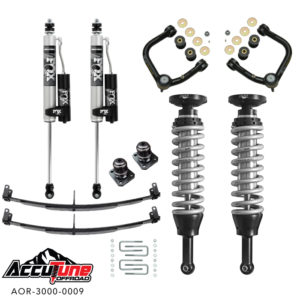 05 Toyota Tacoma Lift Fox Coilovers Icon Archive Garage
