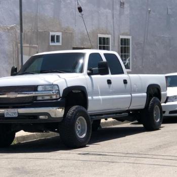 Chevrolet Silverado 2500 2010-2001