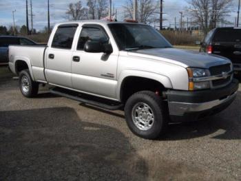 Chevrolet Silverado 2500 2004-1999