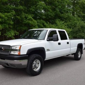 Chevrolet Silverado 3500 2006-2001