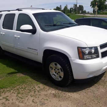 Chevrolet Suburban 1500 2014-2007