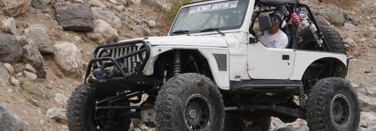 Jeep Wrangler TJ Accutune Offroad