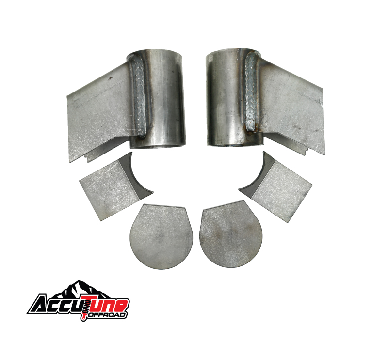 AccuTune Off-Road 2007-2017 Jeep Wrangler JK Front Air Bump Mount Kit