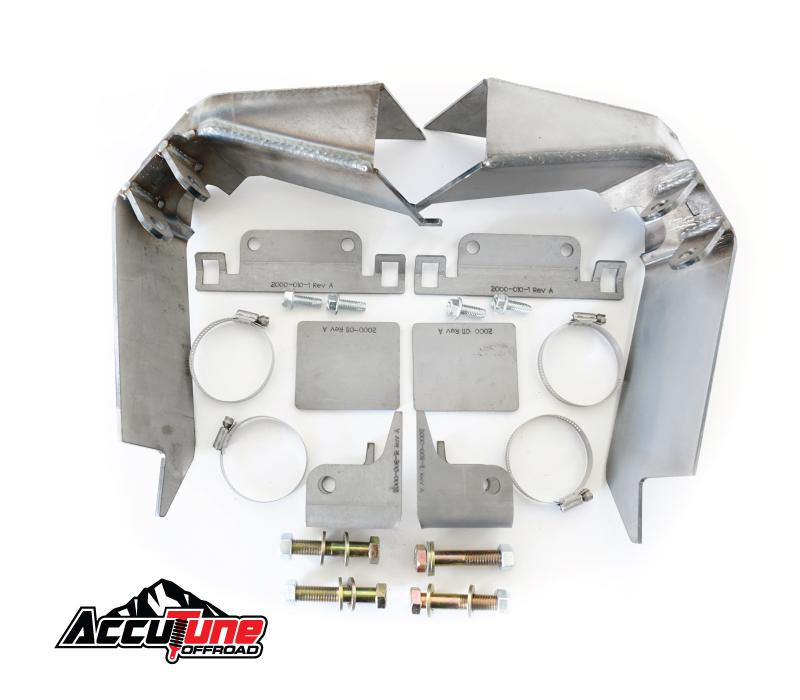AccuTune Off-Road 2007-2017 Jeep Wrangler JK Rear Coilover Kit