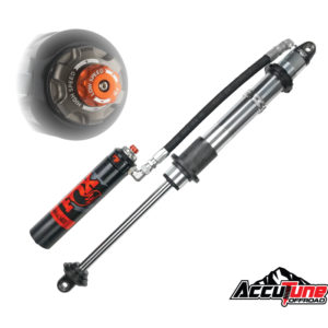 Fox 2.0 Remote Reservoir Coilover with DSC