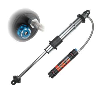 """2.0 Fox Coilovers, 5/8"""" Shaft - CD Adjuster & Remote Reservoir"""