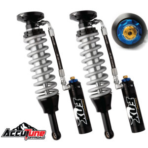 Fox 2.5 Factory Series Coil-Over Reservoir - DSC Adjuster Shocks For Chevrolet Colorado 2016-2015