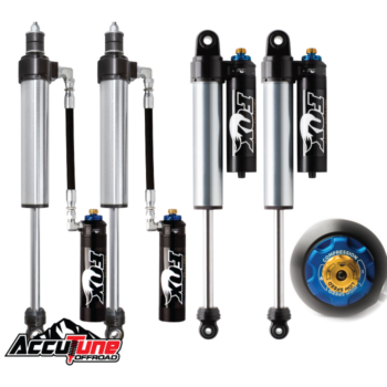 Shock Kits for 2017+ Superduty